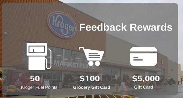 kroger customer survey